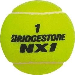 BRIDGESTONE(ブリヂストン) テニス ボール NX1(4個入り) BBANX1Z15