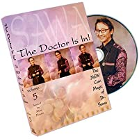 The Doctor Is In - The New Coin Magic of Dr. Sawa Vol 5 - DVD [並行輸入品]
