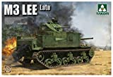 TAKOM 1/35 アメリカ軍 M3リー 中戦車 後期型 プラモデル TKO2087