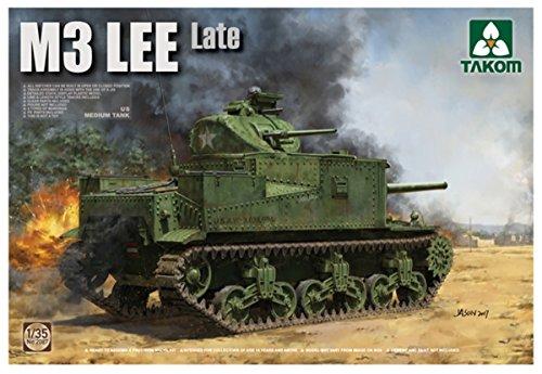 1/35 米軍 M3 リー 中戦車  後期型