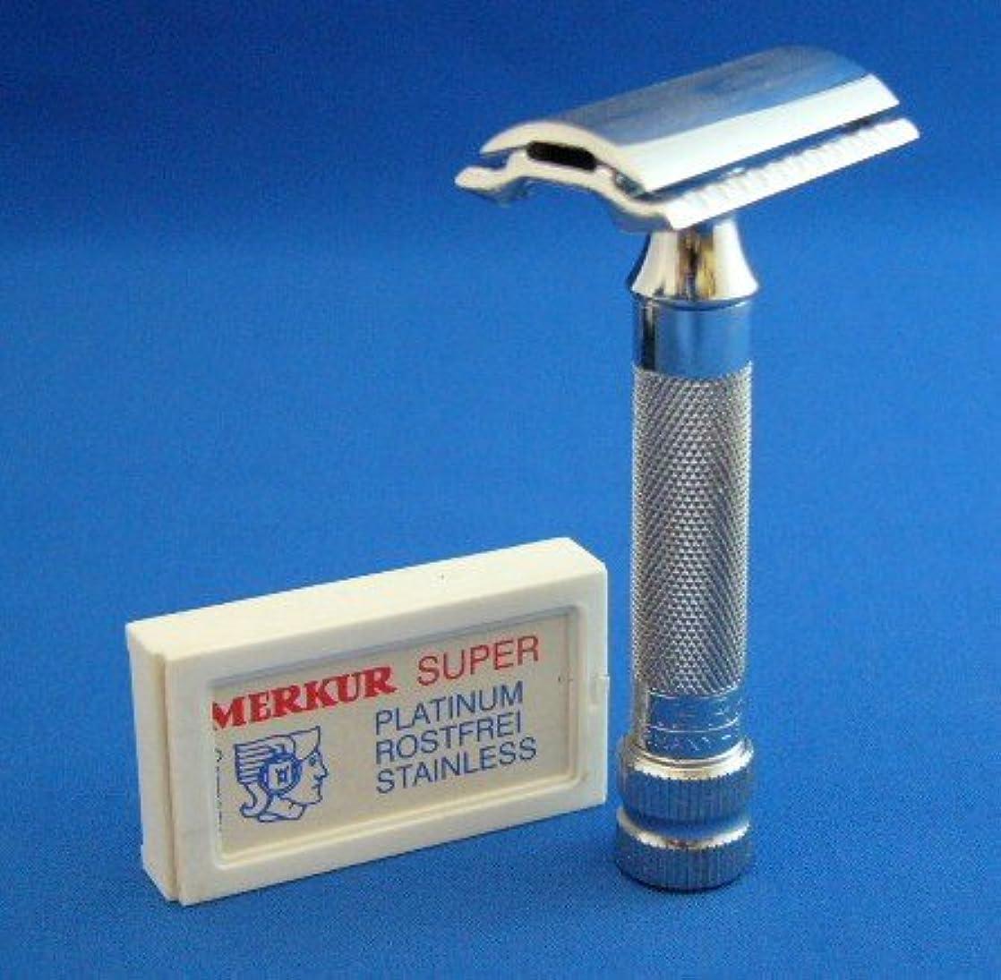 技術進化する正午メルクール髭剃り (ひげそり) 337C