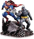 DC Collectibles ダークナイトリターン:バットマン対スーパーマンミニバトルフィギュア
