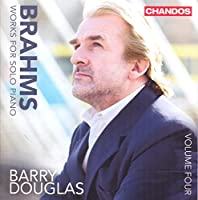 Brahms: Works for Solo Piano V