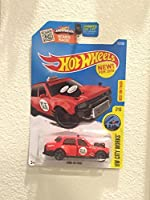 Hot Wheels 2016 HW City Works Time Attaxi 172/250,Red [並行輸入品]