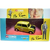 CORGI 04419 MR BEAN'S MINI (Mr.ビーン ミニクーパー)