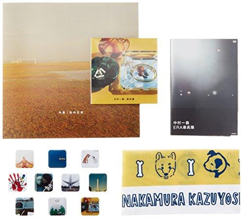[画像:【Amazon.co.jp限定】最高築(CD)(初回限定盤)+タイトル未定(DVD)(通常盤)セット(同時購入特典:中村一義 祝! 20周年オリジナル手ぬぐい付)]