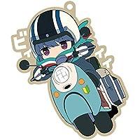 ゆるキャン△ 【きゃらいど】 リンonスクーター ラバーストラップ