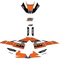 KTM RC390 RCカップレプリカグラフィックキット UPP1508090