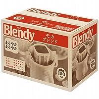 AGF ブレンディ ドリップパック モカブレンド 100杯 ×3セット