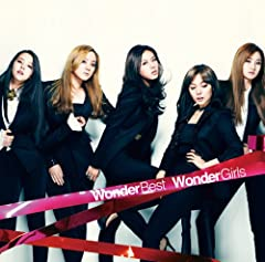Wonder Girls「2 Different Tears (English ver.)」のジャケット画像