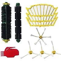 ルンバ 500 シリーズ専用 消耗品セット フィルター ブラシ 取り換え 対応互換 ルンバ 510 527 530 537 560 570 9枚セット