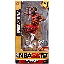 MCFARLANE NBA 2K19 Action Figure Series 1 James Harden (Houston Rockets
