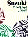 Suzuki Cello School Cello Part, Volume 1