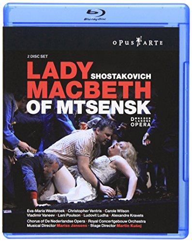 Lady Macbeth of Mtsensk [Blu-ray] [Import]