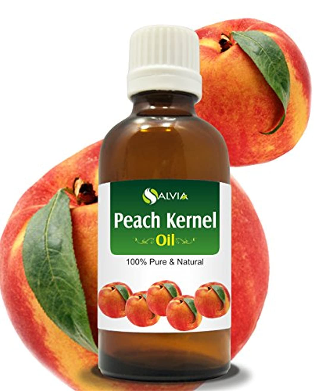 夢中以内に素晴らしさPEACH KERNEL OIL 100% NATURAL PURE UNDILUTED UNCUT CARRIER OIL 100ml