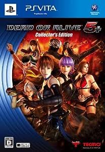 DEAD OR ALIVE 5 PLUS コレクターズエディション - PS Vita