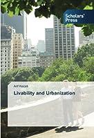 Livability and Urbanization