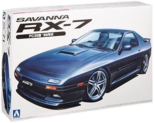 1/24 ザ・ベストカーGT No.71 FC3S RX-7 後期型 '89