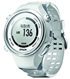 [エプソン リスタブルジーピーエス]EPSON Wristable GPS 腕時計 ランニングウォッチ GPS機能 脈拍計測 SF-850PW