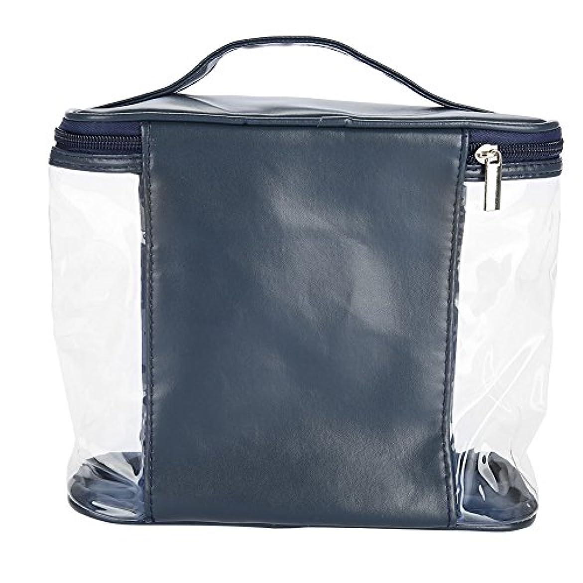 死すべき敬意を表してカテゴリー化粧ポーチ 収納 透明バッグ トイレタリーバッグ バスルームポーチ コスメ収納 透明バッグ 洗顔 旅行 出張用 防水 大容量