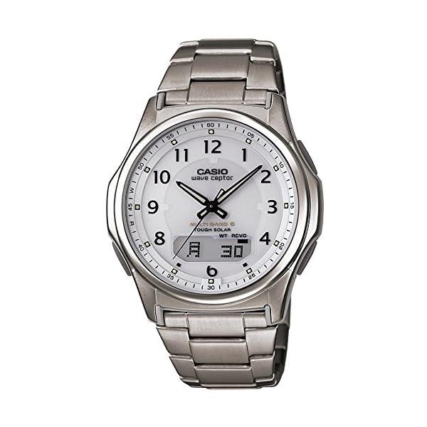 [カシオ]CASIO 腕時計 ウェーブセプター ...の商品画像
