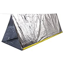 Jipai(TM) Ultralight Survival Shelter Tent World's Toughest Emergency Sleeping Tube Tent Year-Round All Weather Protection for Hiking, Camping, Travelling, Adventures, Outdoor Survival Kits