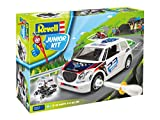 ドイツレベル 1/20 ジュニアキットシリーズ ラリーカー 色分け済みプラモデル 00812