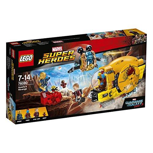 [해외] 레고(LEGO) 슈퍼히어로즈 아이―샤의 복수 76080-76080 (2017-03-03)