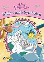 Disney Prinzessin: Malen nach Symbolen