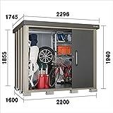 サンキン物置 SK8-100 一般地型 棚板棚支柱セット 『追加金額で工事も出来ます 中型・大型物置 屋外 DIY向け』 ギングロ