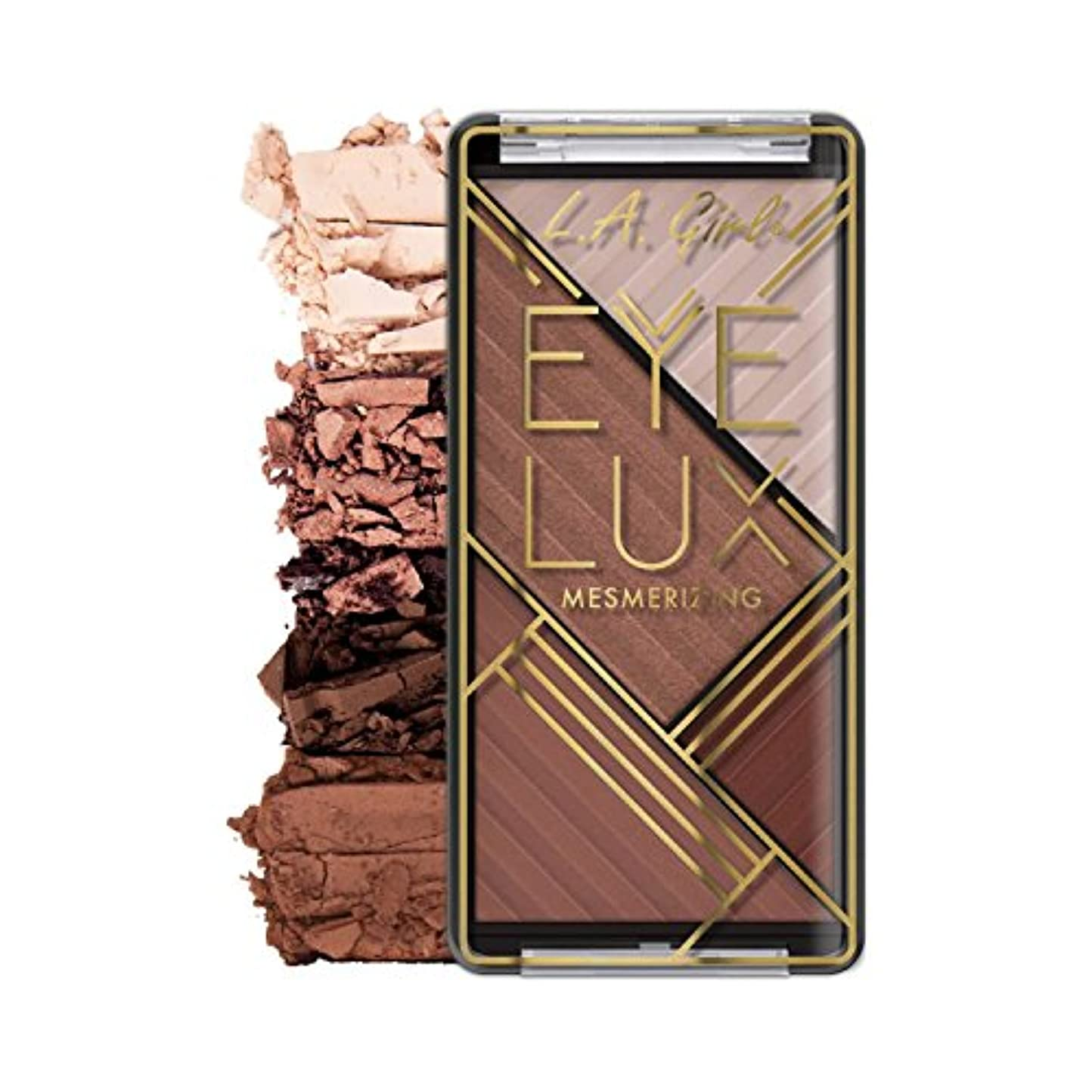 松ブラウズ表向きL.A. GIRL Eye Lux Mesmerizing Eyeshadow - Eternalize (並行輸入品)