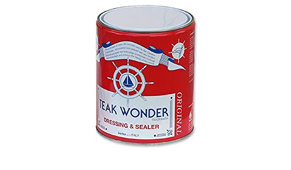 Barka Teak Wonder Cleaner 4 l