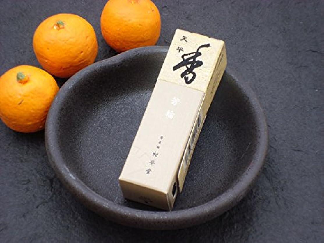 レコーダー根絶する似ている京都松栄堂 天平(てんぴょう) 20本入り 【スティック】 【お香】