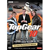 Top Gear: Complete Season 10 [DVD] [Import]