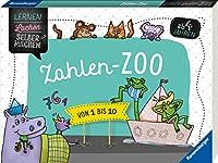 Zahlen-Zoo: Von 1 bis 10