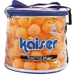 卓球ボール100P オレンジ