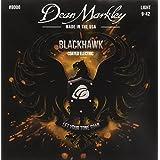 Dean Markley ディーンマークレー コーティングエレキギター弦 Black Hawk Coated Electric 8000 Light .009-.042