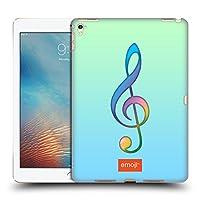 オフィシャル emoji® ト音記号 ミュージック iPad Pro 9.7 (2016) 専用ハードバックケース