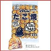 【冷凍】 たこ焼き 50個x20g 業務用 八ちゃん堂 キザミたこ