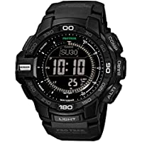 Casio Protrek Triple Sensor Black  Prg270-1A Watch