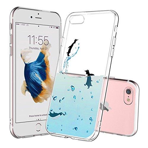 iphone6 ケース 人気、UCMDA 高品質 TPU 透...