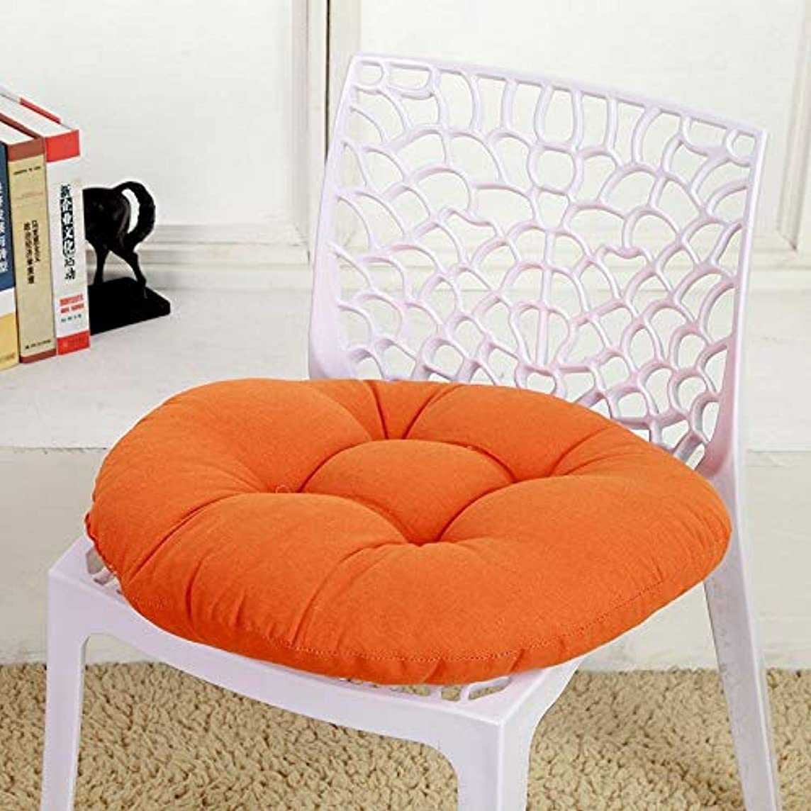 休暇オーバーヘッド薬用SMART キャンディカラーのクッションラウンドシートクッション波ウィンドウシートクッションクッション家の装飾パッドラウンド枕シート枕椅子座る枕 クッション 椅子