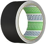 ニトムズ アルミテープブラックつやなし 50mm×10m J3270