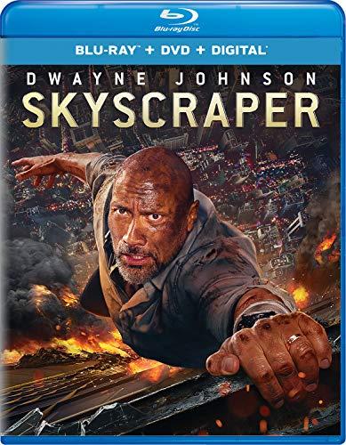 スカイスクレイパー [Blu-ray ※日本語無し](Import) -Skyscraper-