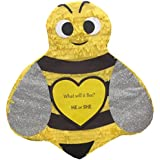 What Will It Bee. Bumble Bee Pull Strings Pinata