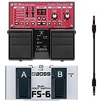 【フットスイッチ/FS-6+接続ケーブル付】BOSS/ボス RC-30 ループ・ステーション