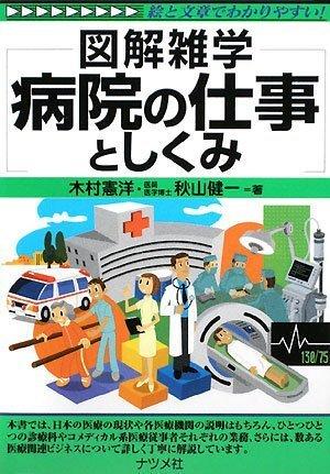 病院の仕事としくみ (図解雑学)の詳細を見る