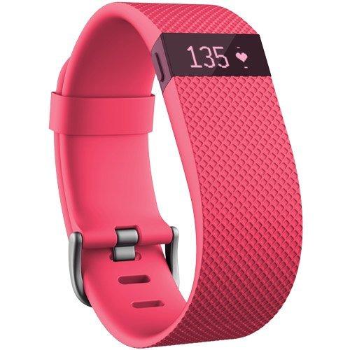 【日本正規代理店品】Fitbit ワイヤレス活動量計+心拍計リストバ