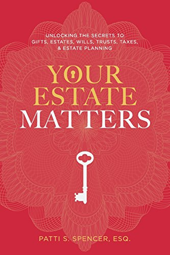 Download Your Estate Matters: Gifts, Estates, Wills, Trusts, Taxes and Other Estate Planning Issues 1496935292