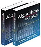 Bundle of Algorithms in Java, Third Edition, Parts 1-5: Fundamentals, Data Structures, Sorting, Searching, and Graph Algorithms